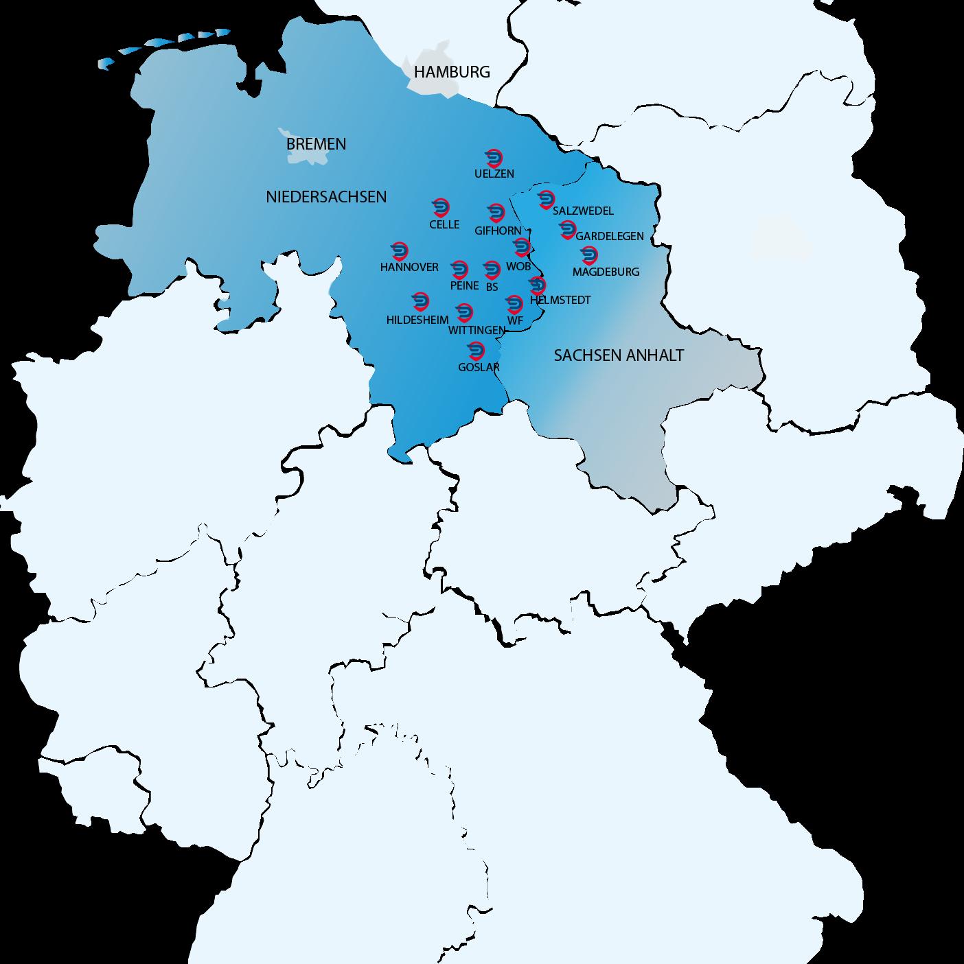 Einsatzgebiet_niedersachsen_wolfsburg_braunschweig_region_gifhorn_wolfenbuettel_celle_gardelegen_magdeburg_salzgitter